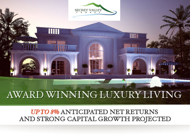 Award winning luxury living - up to 8% anticipated net returns and strong capital growth projected